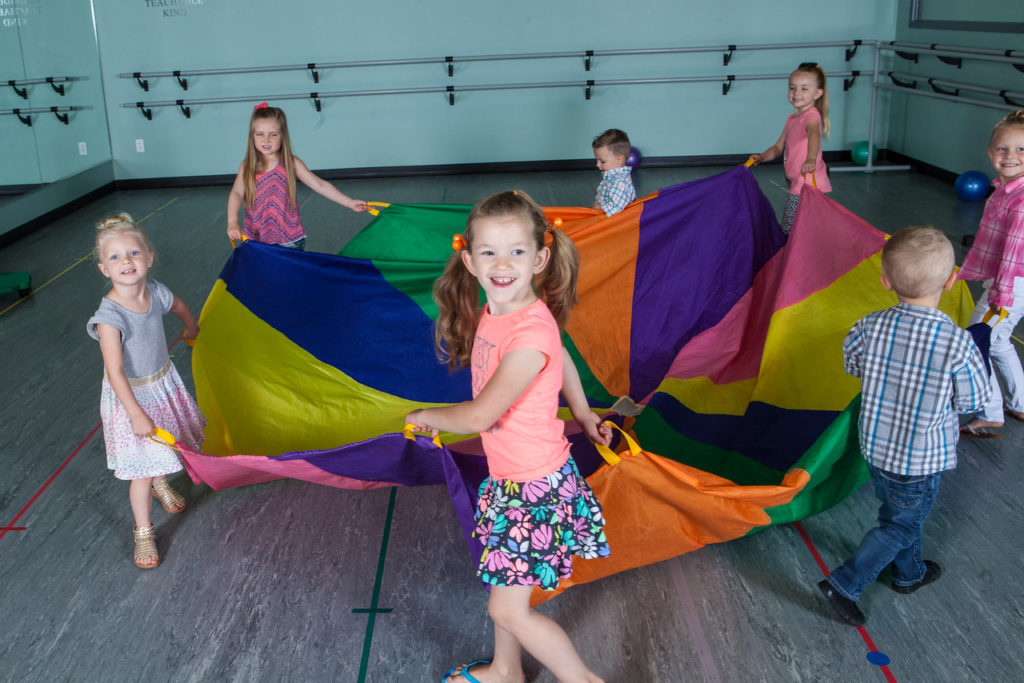 movement activities for preschoolers