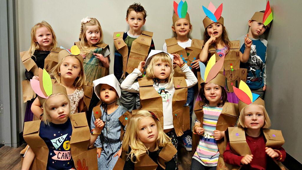preschool theme