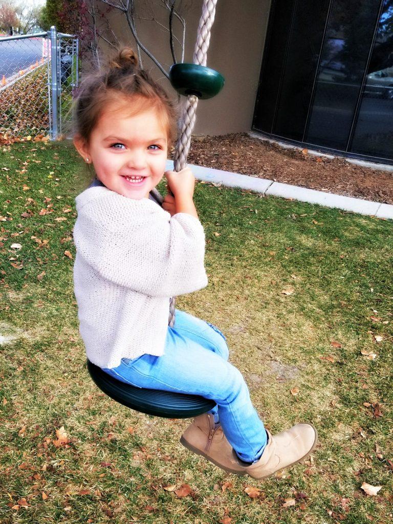 Preschooler independence