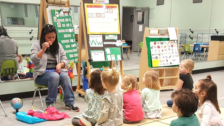 teaching preschoolers culture and diversity