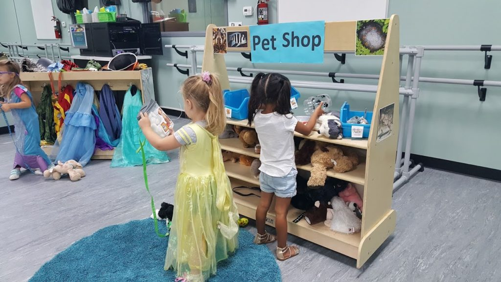 pretend play preschool