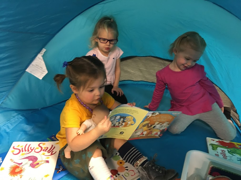 help your preschooler love reading