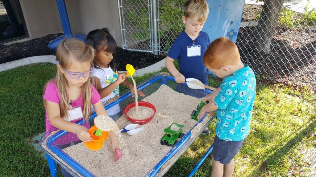 benefits of playground play