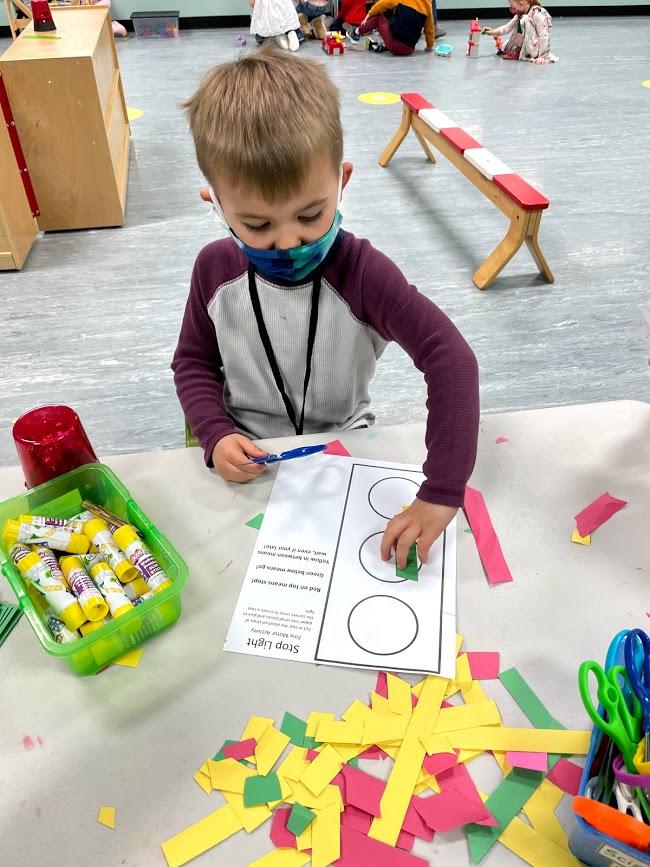 teach safety to preschoolers